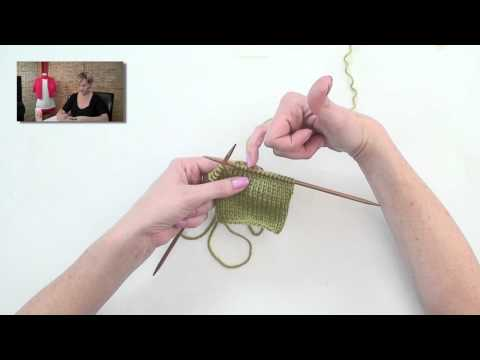 Promo & Knitting Tip