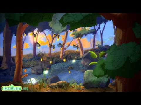 Sesame Street: Fireflies: Letter W