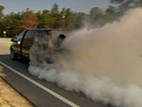 Mad Scientists - Jet-Powered Minivan