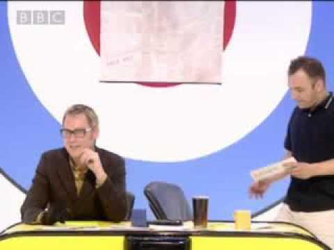 Magic performance - Shooting Stars - BBC comedy