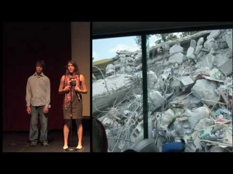 TEDxSelfDesignHigh - Owen Spears and Stesha Nicole Amos - Unexpected Gifts