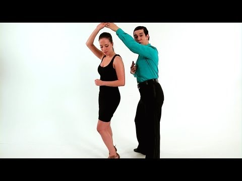 Merengue Dance Steps: Right Turn Left Turn Styled | How to Dance Merengue