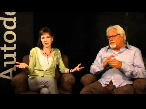 Interview with Catherine and Warren Franklin, CEO of  Rainmaker Entertainment part 2/3