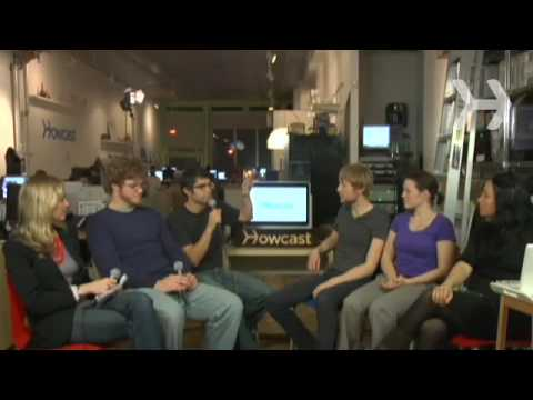 Howcast Roundtable: Producing awesome web video on a budget
