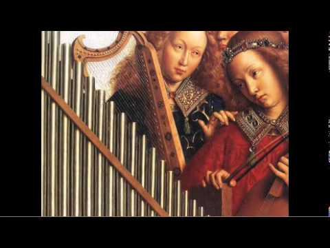 Jan van Ecyk, The Ghent Altarpiece (Open), completed 1432