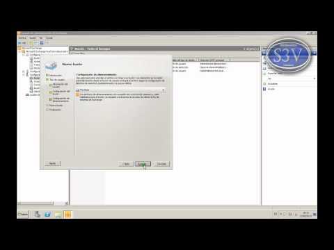 Exchange Server 2010 - Crear nuevas bases de datos de buzones