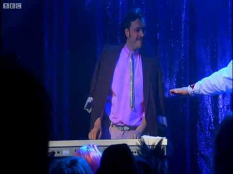 Electro song - The Mighty Boosh - BBC