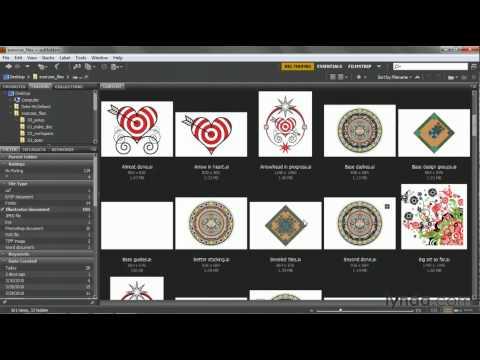 How to filter images in Adobe Bridge   lynda.com tutorial
