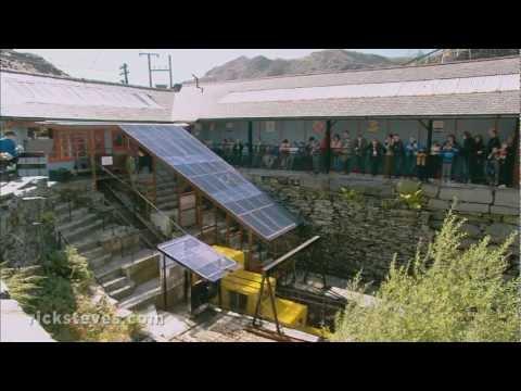 Blaenau Ffestiniog, Wales: Fascinating Slate Mine Experience