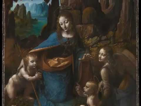 Leonardo da Vinci, The Virgin of the Rocks, c. 1491-1508