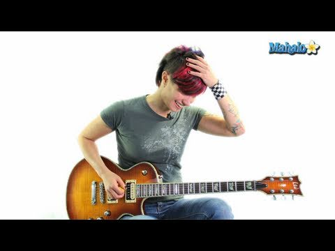 "How to Play ""Cherry Bomb"" by The Runaways on Guitar"