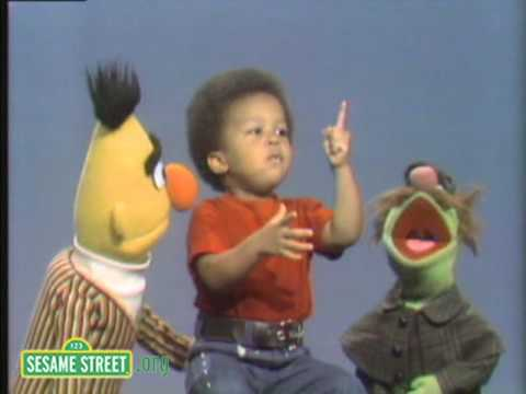 Sesame Street: Bert, John John, and Sherlock