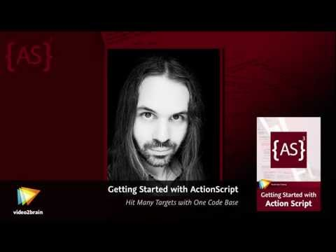 Getting Started with ActionScript Trailer