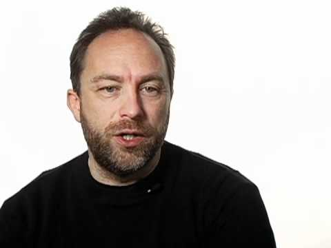 Jimmy Wales on Wikia Search's Community Monitoring
