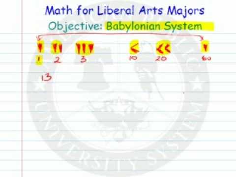 Babylonian Number System