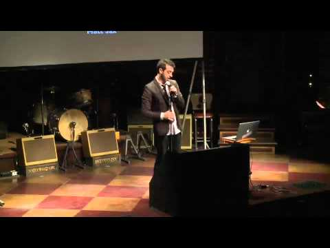 TEDxBROADWAY - Matt Sax - Original hip hop performance