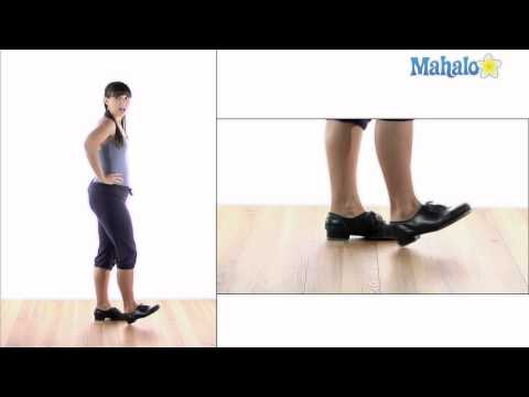 How to Tap Dance: Three-Count Riff