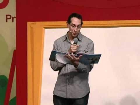 Mark Pett & Gary Rubinstein: 2011 National Book Festival