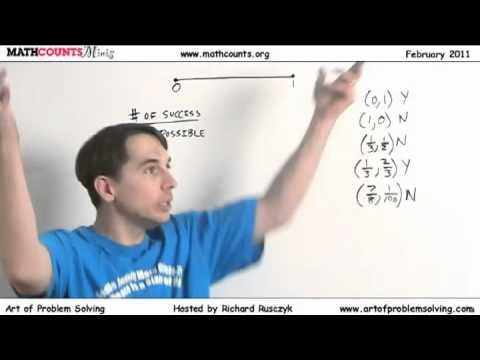 MATHCOUNTS Mini #15 - Probability with Geometry Representations