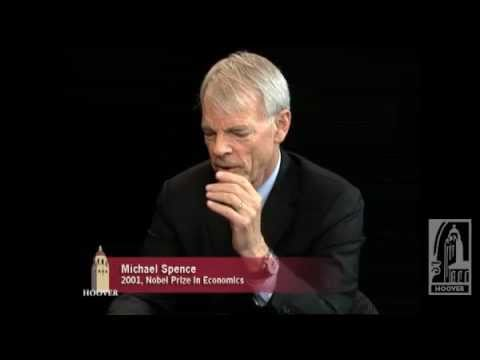 Economic growth with Nobel laureate Michael Spence: Chapter 5 of 5