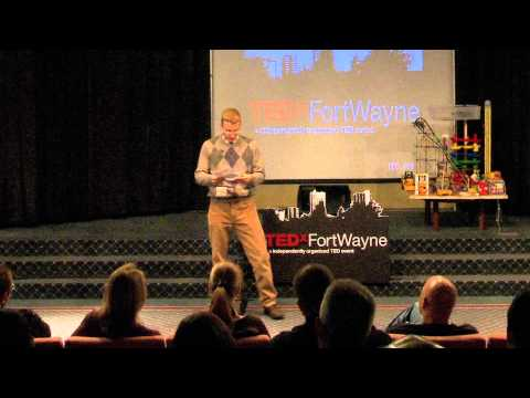 TEDxFortWayne   Mark Bly   The Accidental Reinvention of School