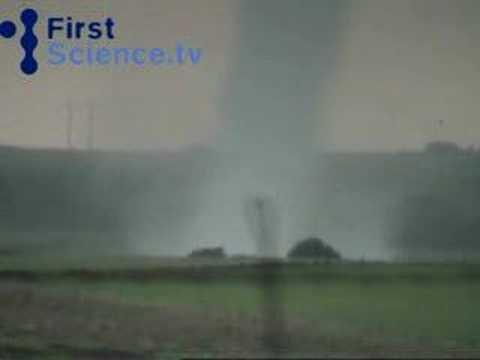 Twister - tornado alert!