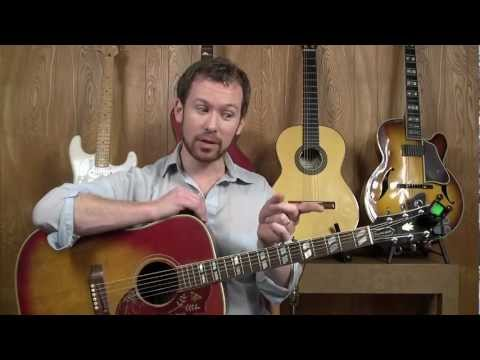 How to Read a Guitar Tuner - Tuning a Guitar | StrumSchool com