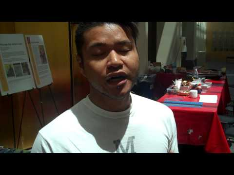 AsiaAlive with Danny Thanh Nguyen, Art Speak Teaching Artist