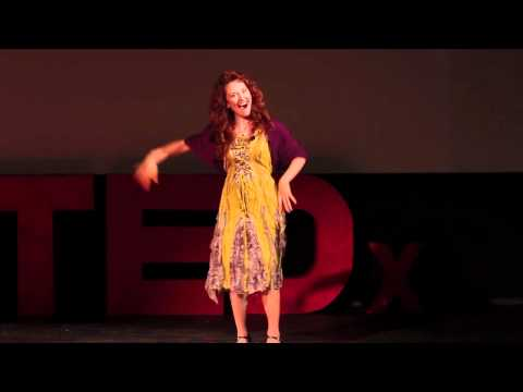 TEDxPhoenixville - Amy Walker - Defining Your Identity (Part 1 of 3)