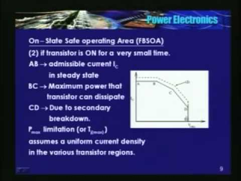 Lecture - 7 Power Electronics