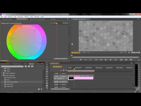 Adobe Premiere Pro CS6 Tutorial | Looping Background | Infiniteskills