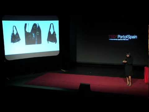 TEDxPortofSpain - Ria Ramkissoon - Can a Handbag change your life ?