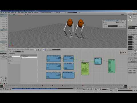 Softimage 2011 — ICE Kinematics