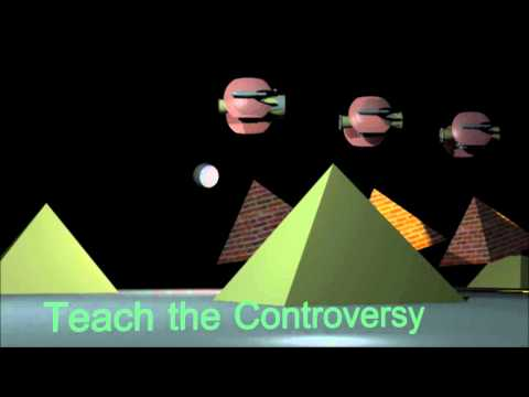 Teach the Controversy - UFOs and the Pyramids