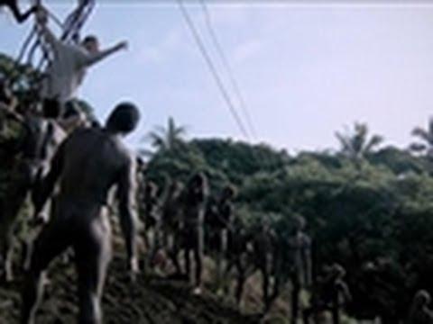 Land Dive | An Idiot Abroad