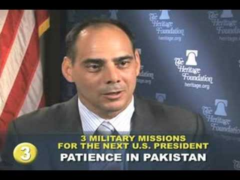 Three Military Missions for the Next U.S. President