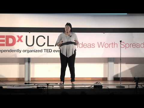 TEDxUCLA - Azure Antoinette - Spoken Word Performance.mov