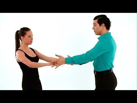 Merengue Dance Steps: Cuddle Step | How to Dance Merengue