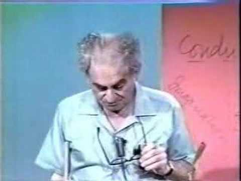 Julius Sumner Miller - Physics -  Heat by Conduction pt. 2