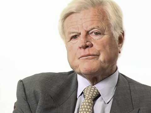 Ted Kennedy on Saving the World