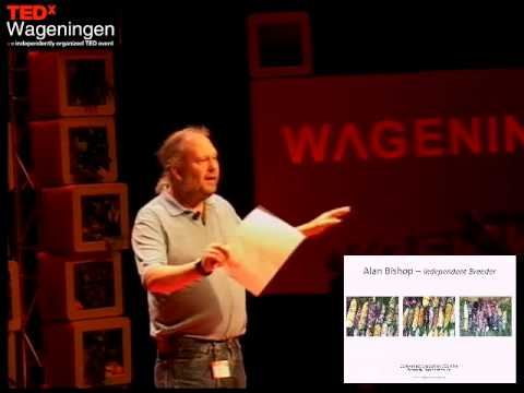 Participatory Plant Breeding: Patrick Wiebe at TEDxWageningen