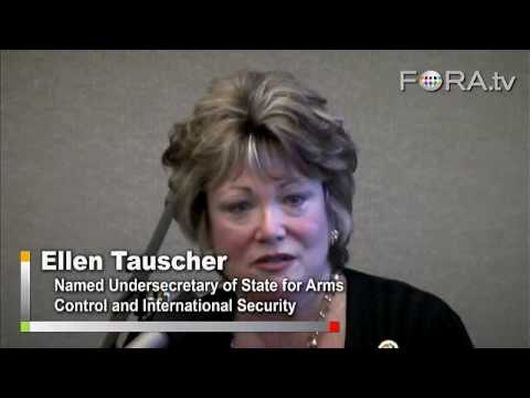 Time to Reduce US Nuclear Stockpile? - Ellen Tauscher