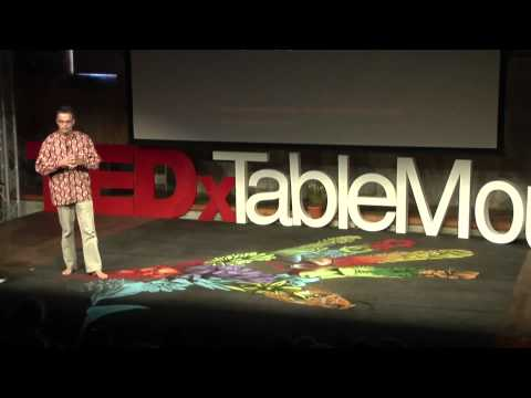 Say yes, and !: John Parker at TEDxTableMountain
