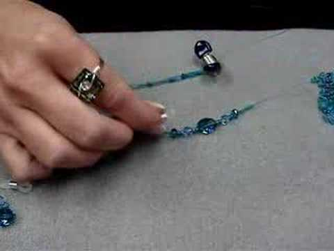 How to Make Beaded Eyeglass Holders
