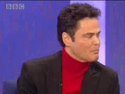 Donny Osmond and Lenny Henry interview - Parkinson - BBC