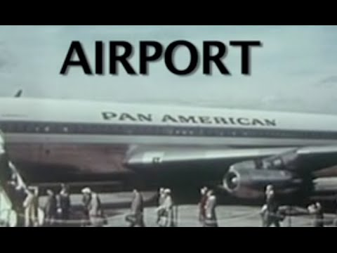 Learn English Words: Airport