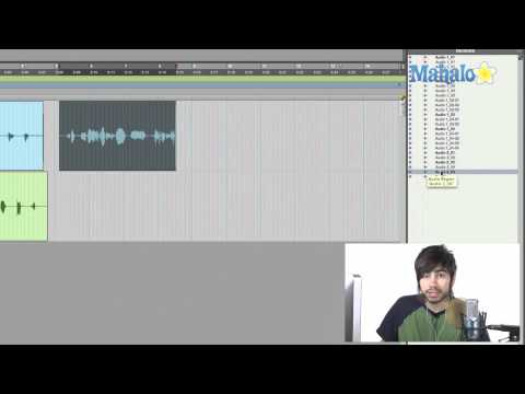 Undoing Your Take - Pro Tools 9
