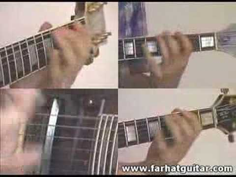 Welcome to the Jungle  part 3 vers 2  farhatguitar.com