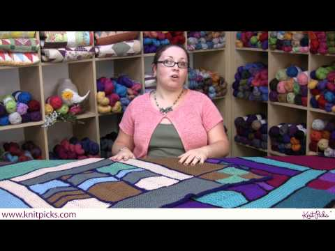 Designer Interview - Craftsman Afghan