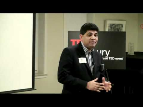 TEDxSimsbury - Jerry Aiyathurai - Finding Passion in How You Count